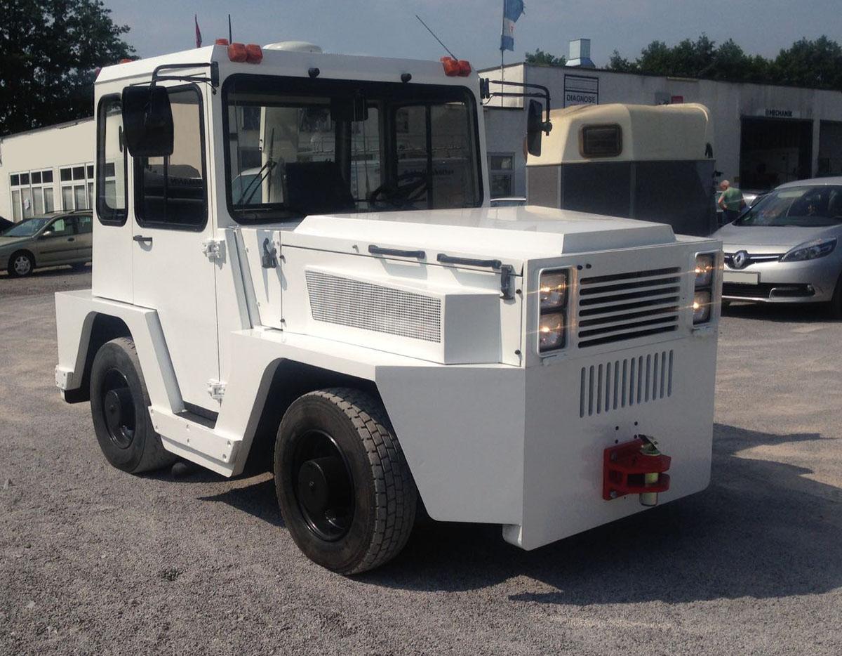 Pushback Tractor Rofan Z-85