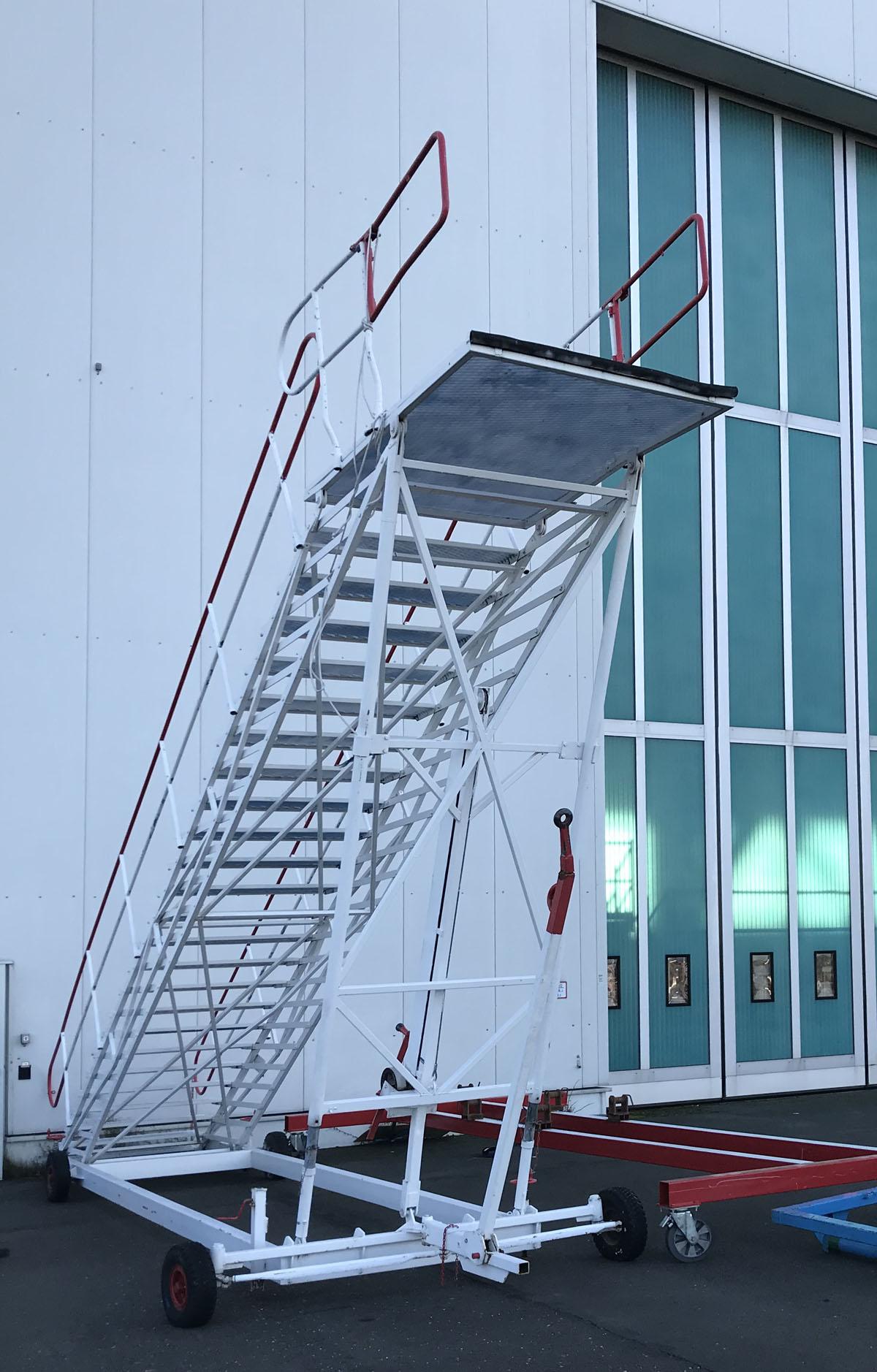 Maintenance Stair Franke Adjustable (1)